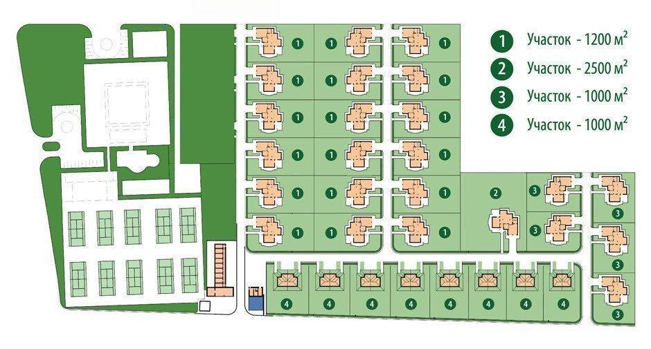 Картинка: Коттеджный комплекс «БЕЛГРАВИЯ»- место, где хочется жить