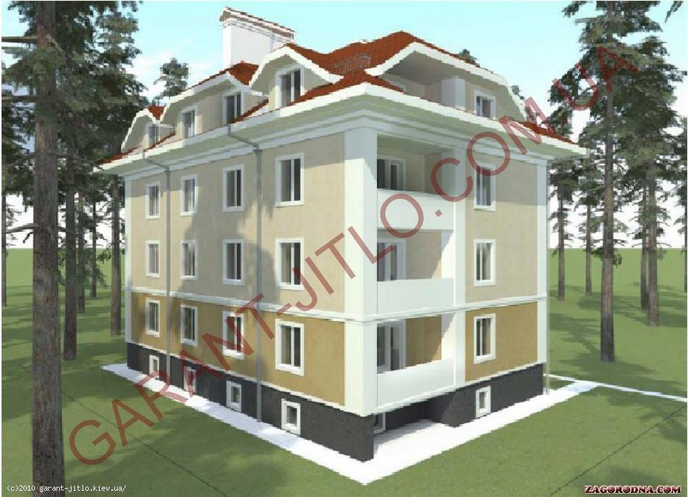 Buy an apartment in a new building RC №403