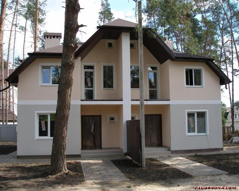 Buy a cottage town Duplexes in Irpen