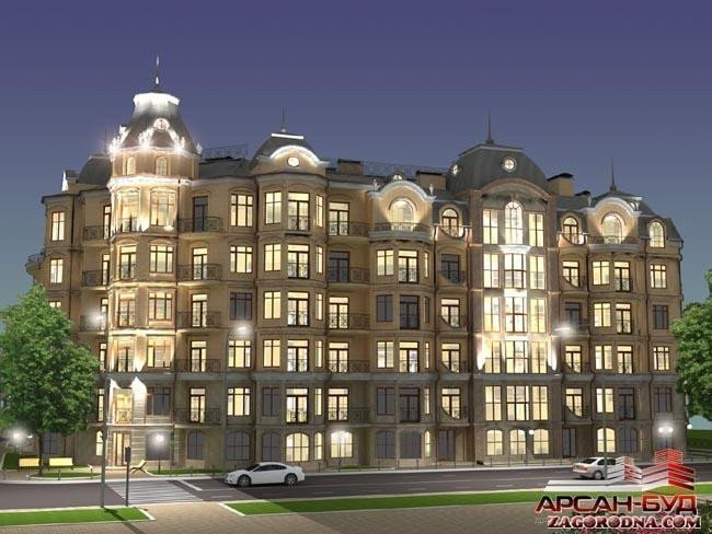 Buy an apartment in a new building Sobornyj