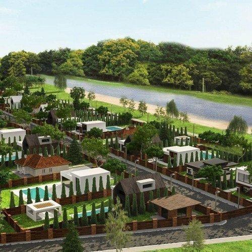 Цены в коттеджных поселках Днепропетровской области выросли на 24% картинка