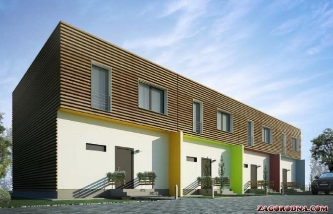 Buy a cottage town Duplexes in Zarichany