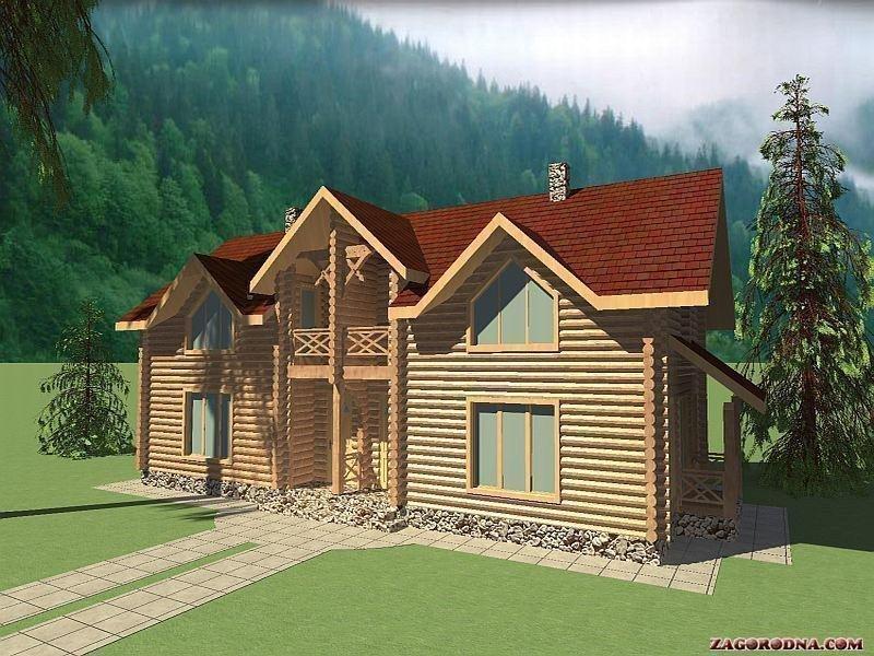 Buy a cottage town Krasota karpat cottage town