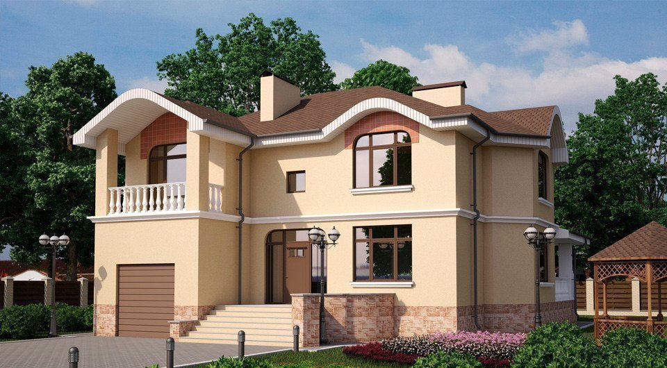 Buy a cottage town Feofaniya Residence