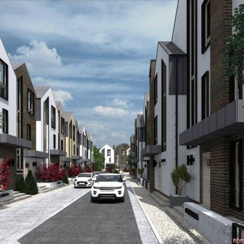 Photo: «New Smart 6» townhouses