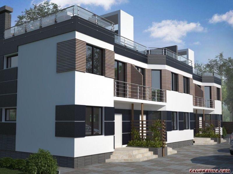 Buy a cottage town Townhouses on Osokorki Sadova