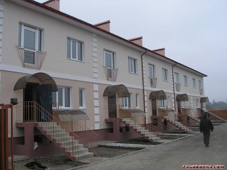 Buy a cottage town Townhouses in Belogorodka