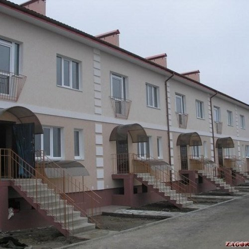 Photo: Townhouses in Belogorodka