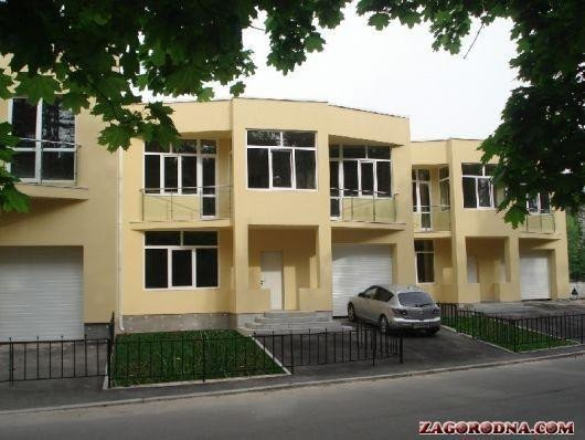 Buy a cottage town Townhouses in Kapitanivka