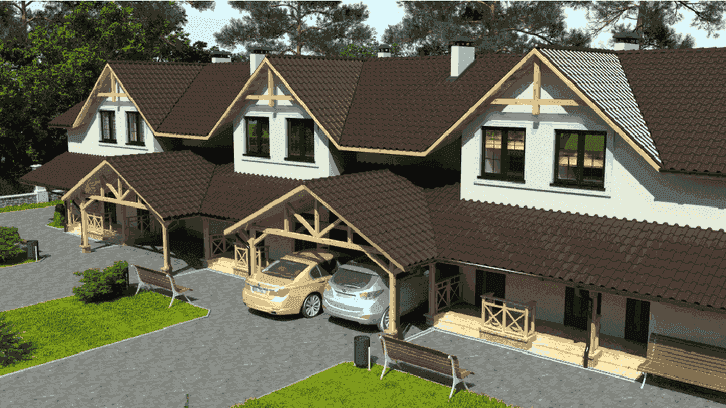 Buy a cottage town Townhouses in Kryukovschina