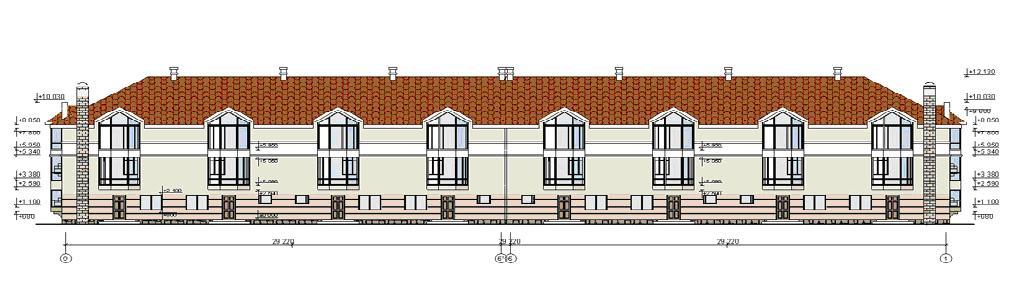 Buy a cottage town Townhouses in Sofiyivska Borshchagovka