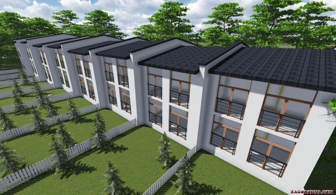 Buy a cottage town Porshna-Navariya townhouses