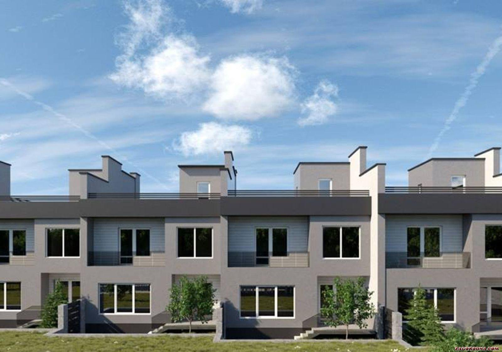 Buy a cottage town Family Circle Townhouses