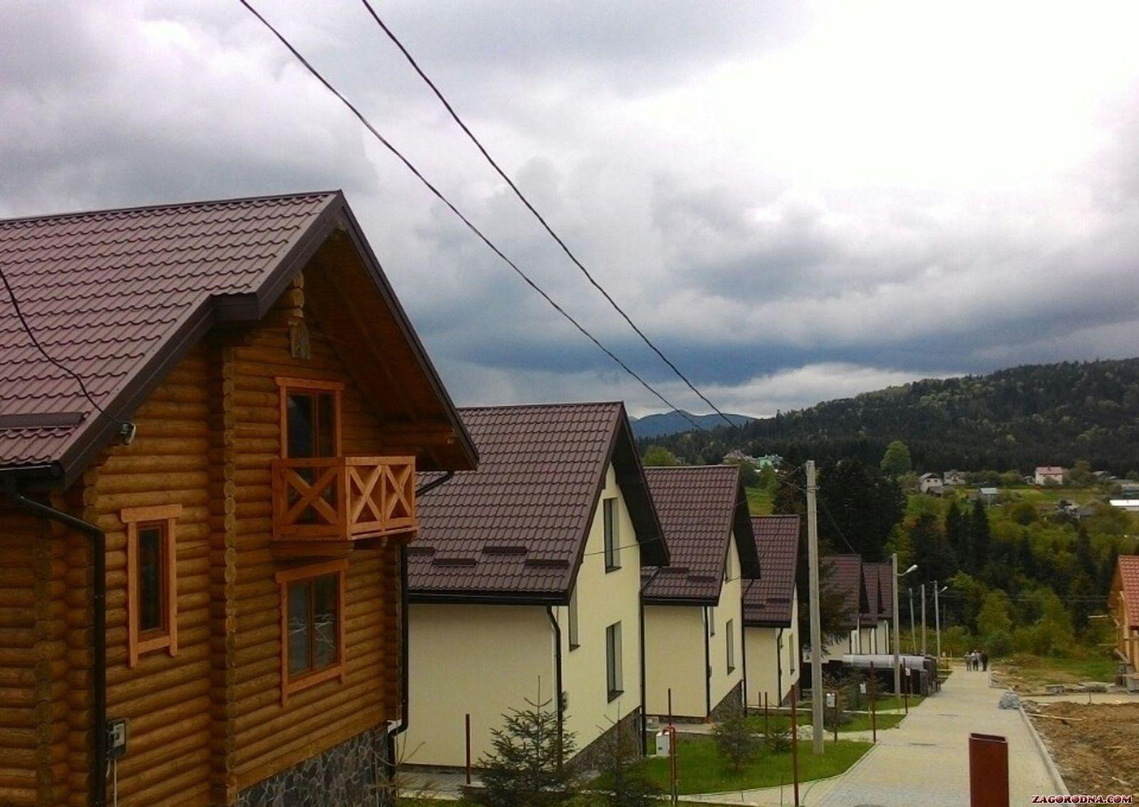 Buy a cottage town Cottage Town in Skhidnytsia