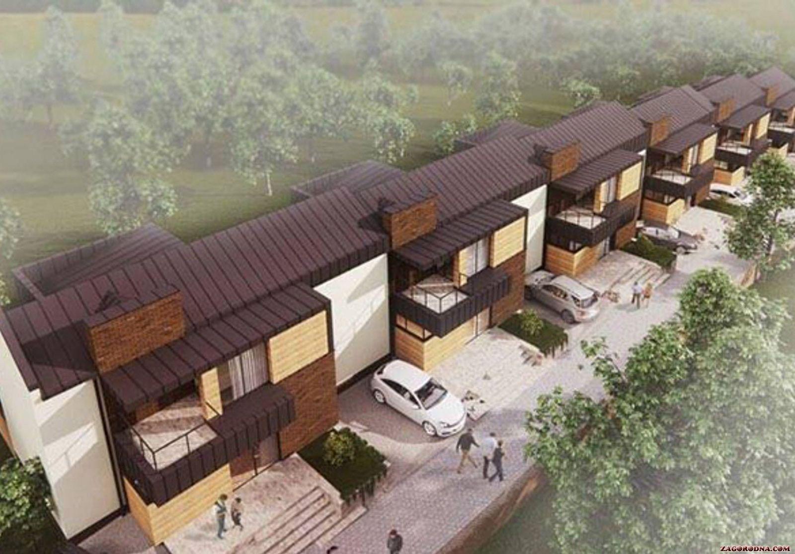 Buy a cottage town Townhouses on Sadovaya in Sokolniki
