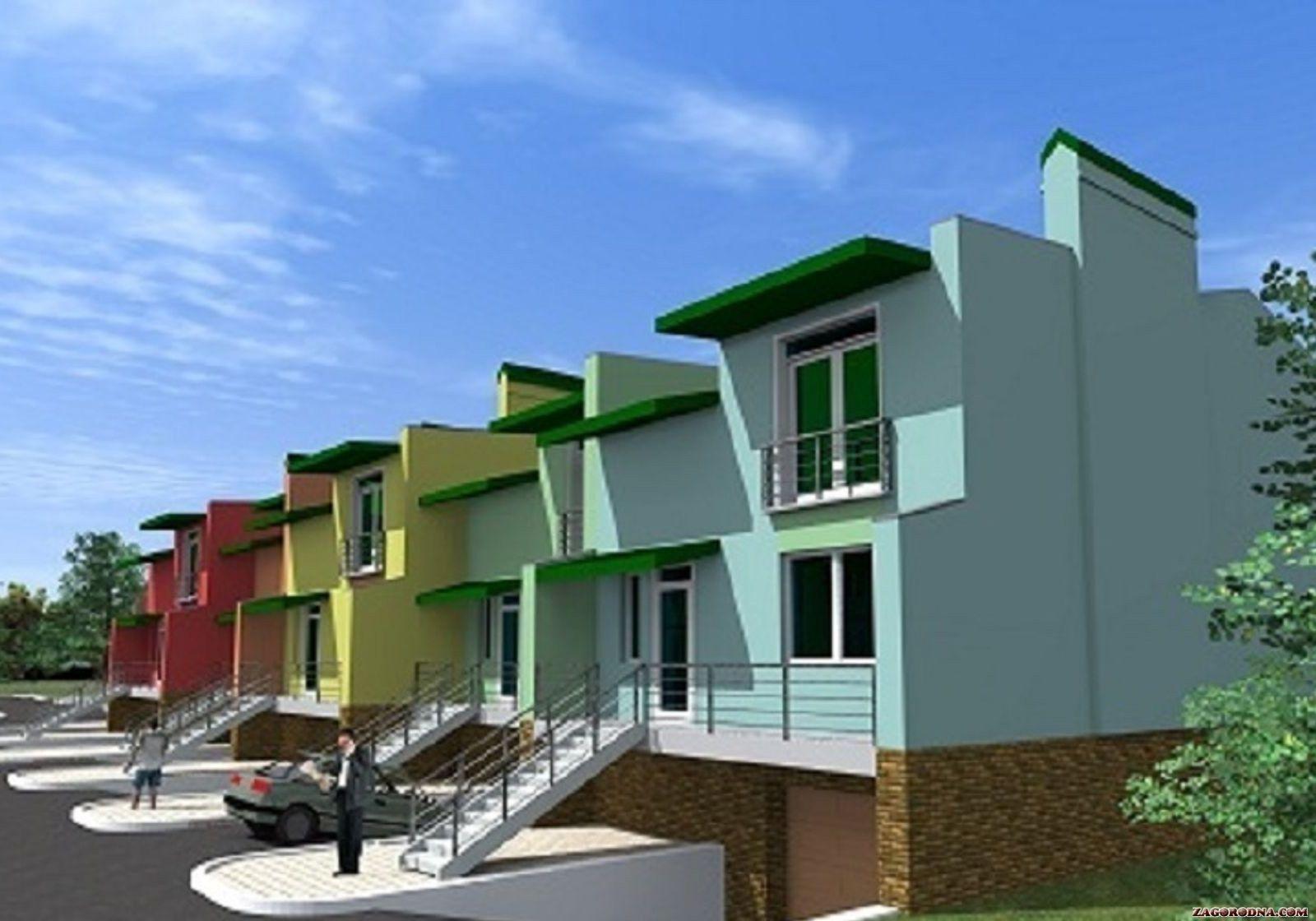 Buy a cottage town Townhouses in Konopnitsa