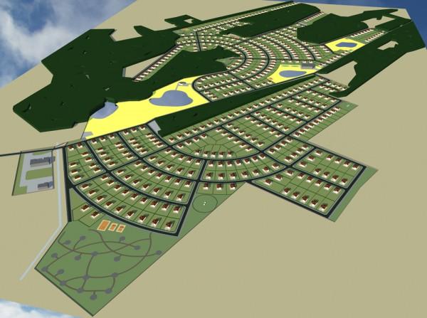 Купити котеджне містечко New Land котеджне містечко