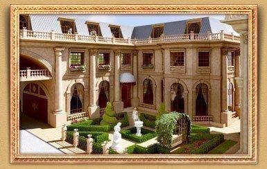 Купити котеджне містечко Chateaux Royals котеджне містечко