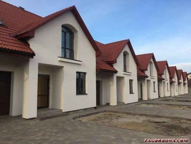 Buy a cottage town Townhouses in Gadyach