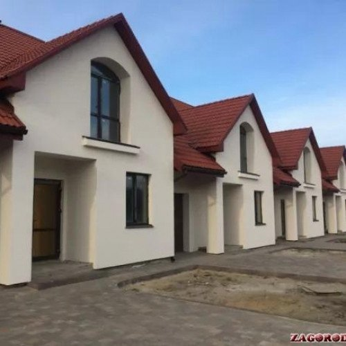 Photo: Townhouses in Gadyach