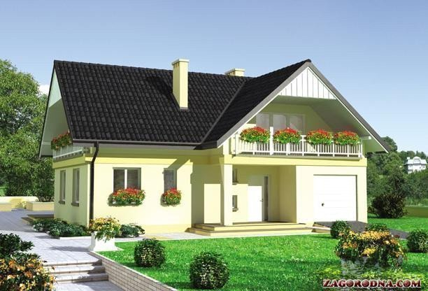 Buy a cottage town Cottages in Bolshaya Aleksandrovka