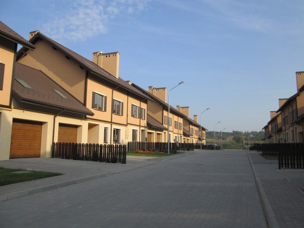 Buy a cottage town «Dendropark microdistrict» townhouses