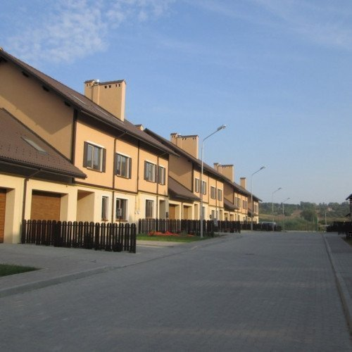 Photo: «Dendropark microdistrict» townhouses