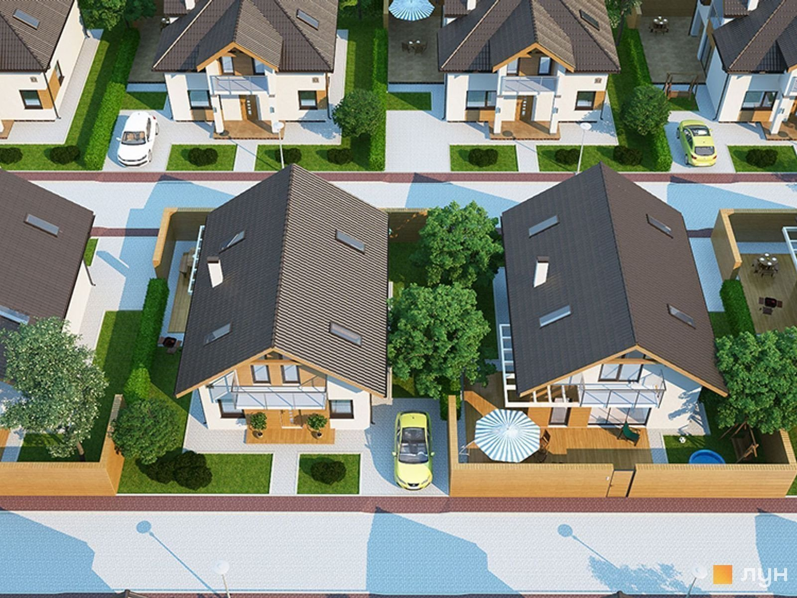 Buy a cottage town Kvartalchik cottage town