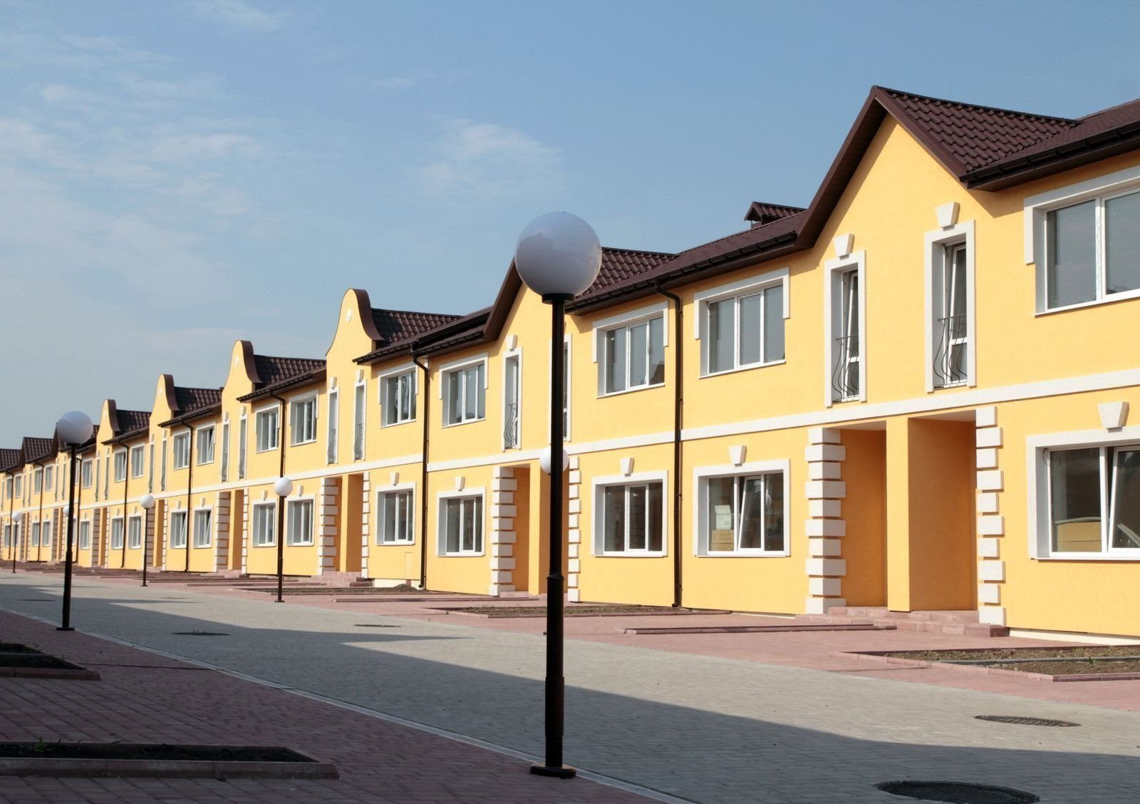 Buy a cottage town «Molodezhnyy XXI» townhouses