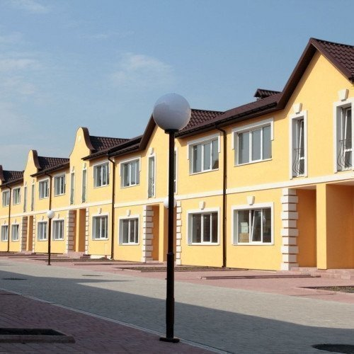 Photo: «Molodezhnyy XXI» townhouses