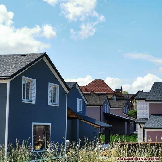 Купить котеджный городок «Малеванка-Нордик» дуплексы