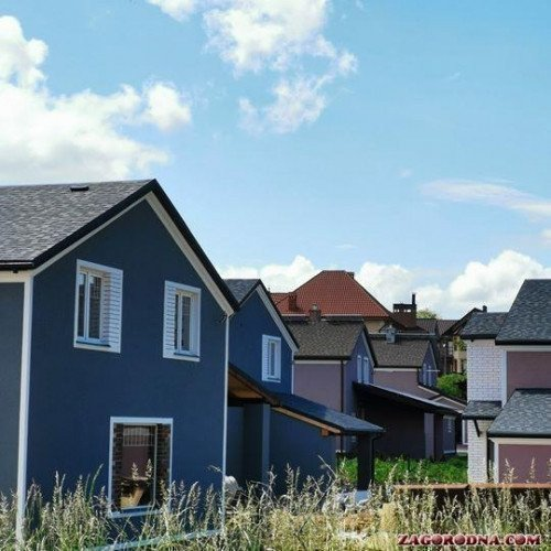 Photo: «Malevanka-Nordik» duplexes