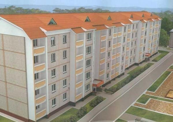 Buy an apartment in a new building New building in Shevchenkovo