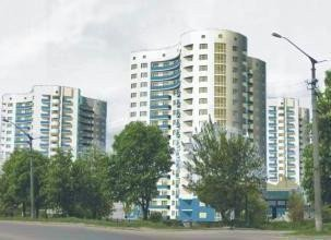 Buy an apartment in a new building New building on the Kiev highway in Borispol