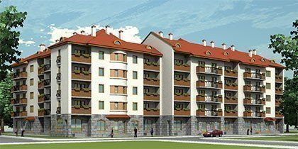 Buy an apartment in a new building New building on Rosvigovskaya