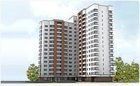 Buy an apartment in a new building Pivdennyi