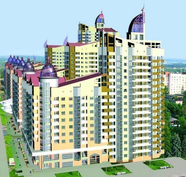 Buy an apartment in a new building New building on Shevchenko in Vyshhorod