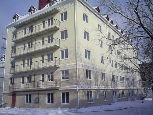 Buy an apartment in a new building New building in Alchevsk