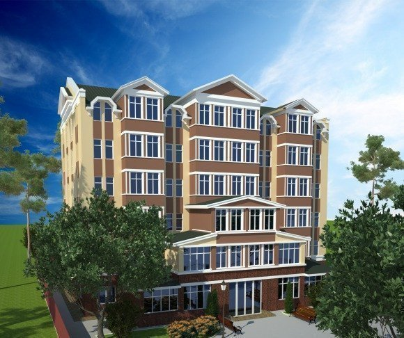 Buy an apartment in a new building New building in Bucha