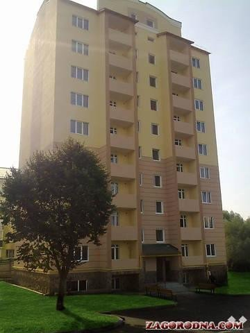 Buy an apartment in a new building New building in Dolina