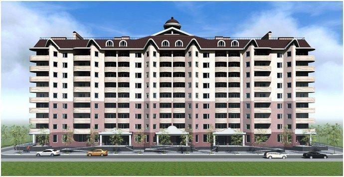 Buy an apartment in a new building Borodjanskij