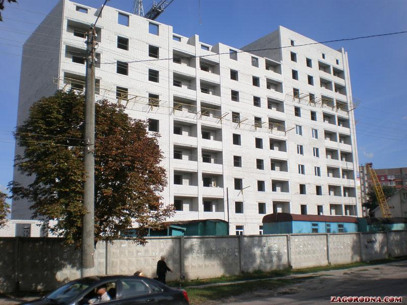 Buy an apartment in a new building residential comlex №395