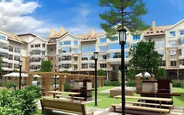 Buy an apartment in a new building Grand Resort RC