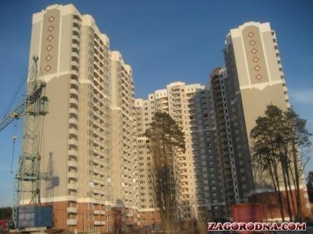 Buy an apartment in a new building Kotsjubinsky