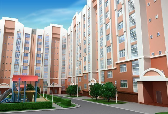 Buy an apartment in a new building Premier RC