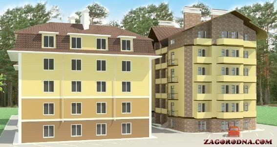 Фото: Квартиры на Лесной в Ирпене - 2-к квартира