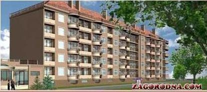 Buy an apartment in a new building New building on Michurin