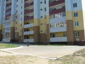 Buy an apartment in a new building New building in Solonitsevka