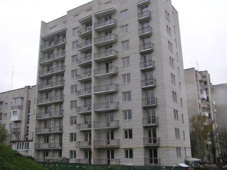 Buy an apartment in a new building residential comlex №304