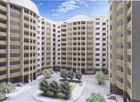 Buy an apartment in a new building Ujutnyj residential comlex